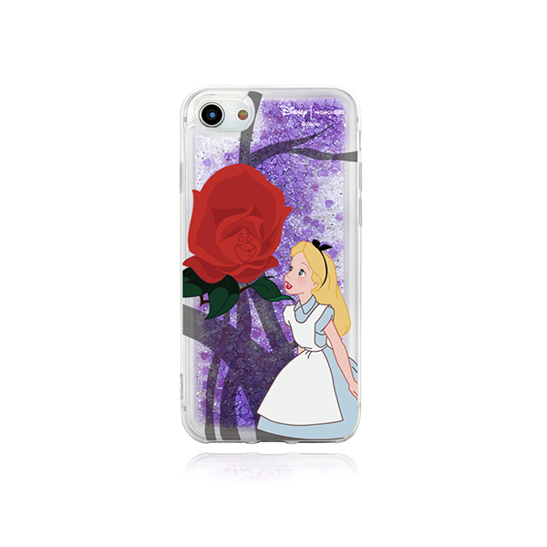 Whisper Alice Glitter Case (iPhone 7+/8+)