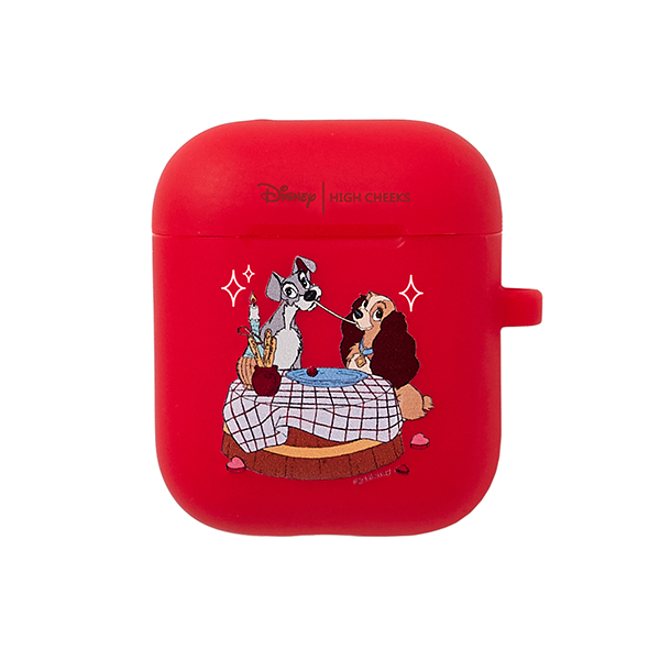 Lady and Tramp Airpod Case