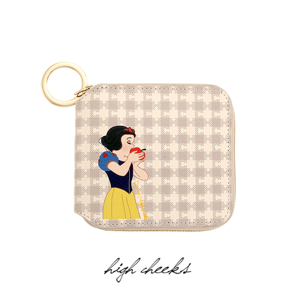 [Disney│highcheeks] Snow White n Apple Marquage Wallet