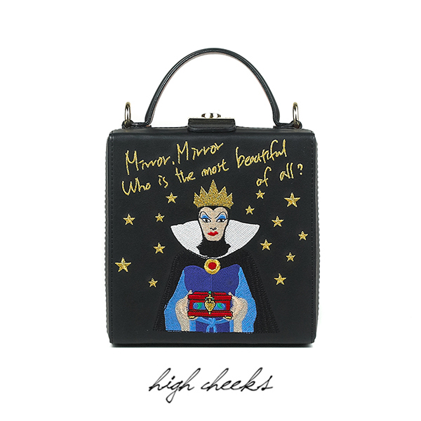 [Disney│highcheeks] The Evil Queen's Mirror Trunk Bag