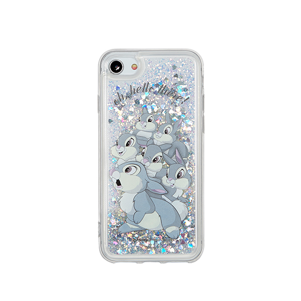 [기종추가|주문제작]Thumper and rabbits Glitter Case