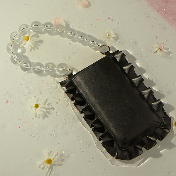[20%]Audrey Ruffle Phonecase Bag