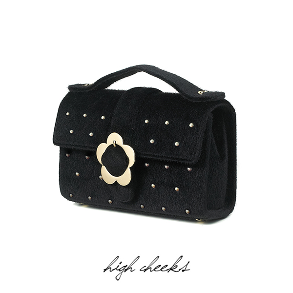 Heyday Flower Buckle Bag_Dot