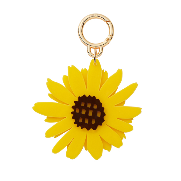 Flower Bag Charm_Sunflower
